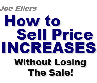 How to Sell Price Increases Logo