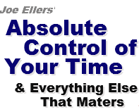 Absolute Control of Your Time Logo